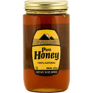 PYRAMID Honey 1lb
