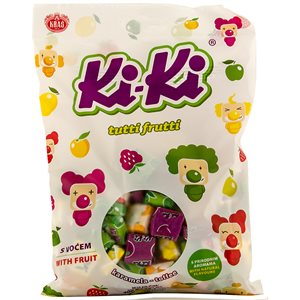KRAS Ki-Ki Assorted Fruit Toffee 400g