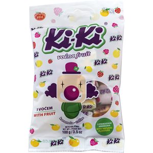 KRAS Ki-Ki Assorted Fruit Toffee 100g