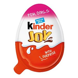 FERRERO Kinder Joy for Girls (with surprise) 20g
