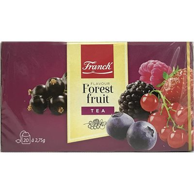 FRANCK Forest Fruit (Sumsko Voce) Tea 55g